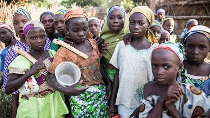 FG tasked on abolishing child marriage