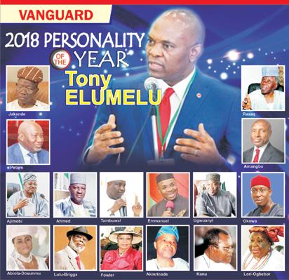 Vanguard's 2018 Award Winners