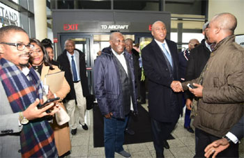 PDP Presidential Candidate Atiku Abubakar in the US, to hold Roundtable meetings with Business and Congress