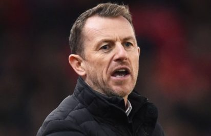 Stoke City sack manager Gary Rowett after just eight months in charge
