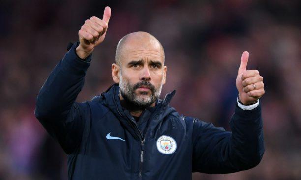 Guardiola, Man City
