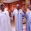 BREAKING: Amosun, Osoba win Polling Units for Buhari as Obasanjo loses polling unit