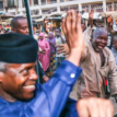 Osinbajo arrives Benin to inaugurate TraderMoni