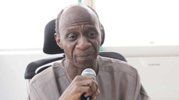 Prof. Suleiman Bogoro