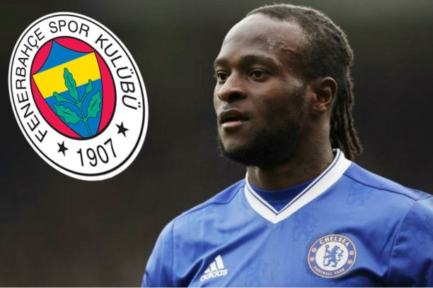 Moses Set For Fenerbahce Medicals