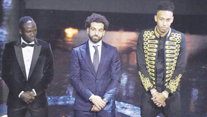 Liverpool's Mohamed Salah Wins 2018 CAF African Player of the Year Award