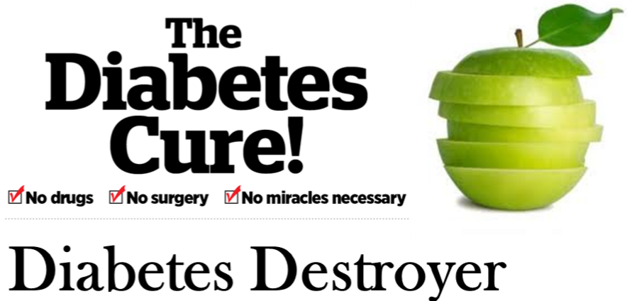 DIABETES DESTROYER: The Most Powerful Solution that Normalises blood sugar and reverse any type of diabetes is now in Nigeria.