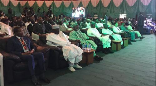 Feb.16 poll: Buhari begs Atiku others to accept result 2