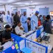 Emerhor, Omo-Agege, Adjogbe, Ogboru, Okotete deliver two LGs to Buhari in Delta