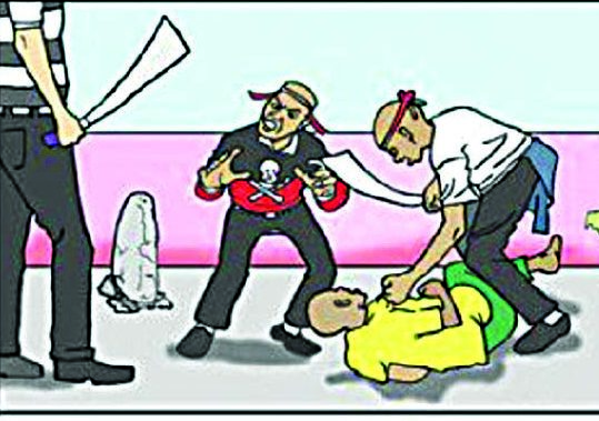 Rivers local vigilante operatives in panic as cultists kill eight members