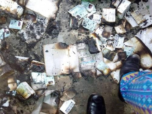 APC responsible for burnt INEC offices - PDP 2