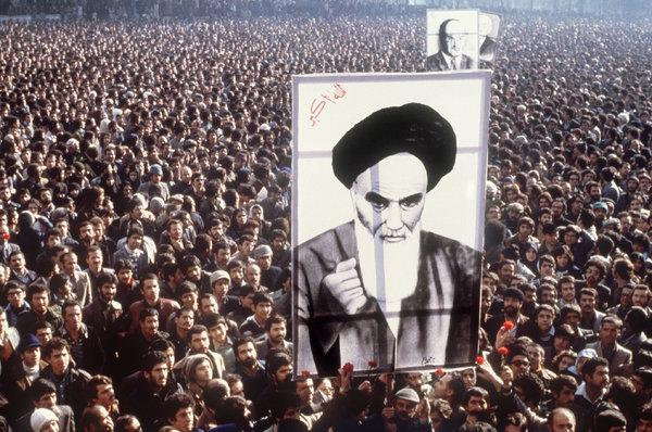 Iranians take to streets for Islamic Revolution's 40th anniversary