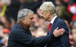 Mourinho-Wenger