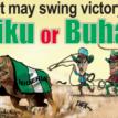 Results: Atiku defeats Buhari with 17 votes inside Aso Rock