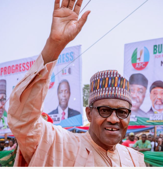 'Buhari's victory has returned power to poor masses' 2