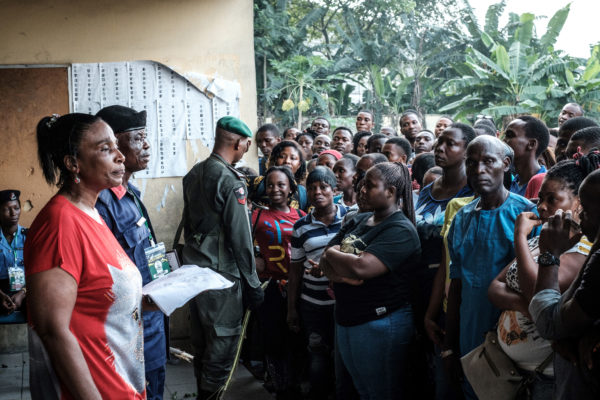 PDP, ADC, AAN, ANRP candidates storm INEC office 2