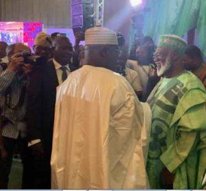 Photos: Buhari, Atiku meet face-to-face to sign Second Peace Accord 8