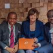 Sahara Group, Cherie Blair QC, CBE, discuss promotion of SDGs in Africa
