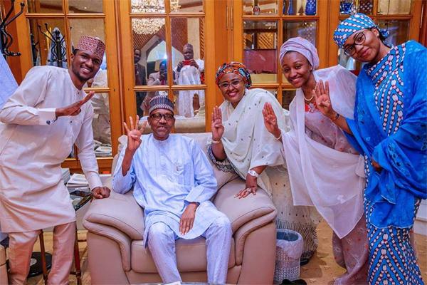 Nigerians in U.S. congratulate Buhari, set agenda