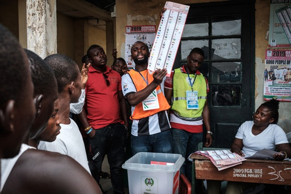 Buhari overwhelmingly sweeps 32 LGAs in Kanons-in-kano