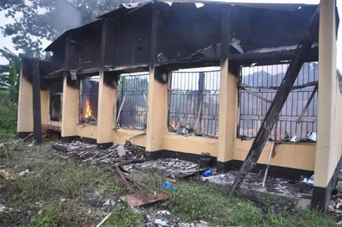 APC responsible for burnt INEC offices - PDP 4