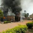 Angry voters set INEC office ablaze in Imo