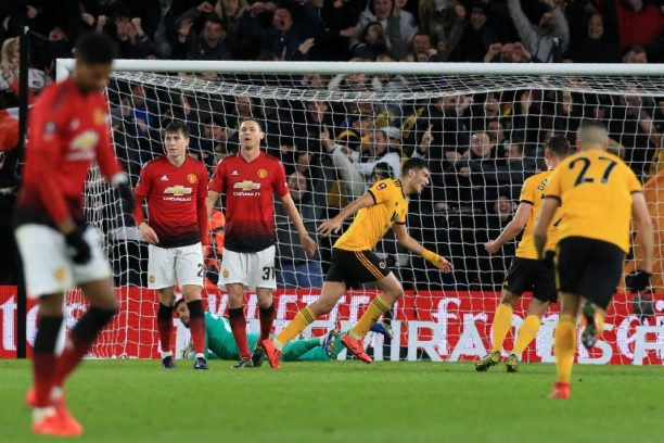 Wolves shock 'poor' Man United to reach FA Cup semis #Nigeria 000 1EQ18M e1552808993314
