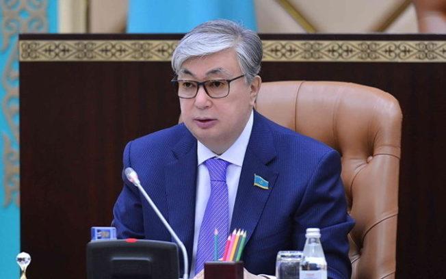 Kasym-Jomart Tokayev