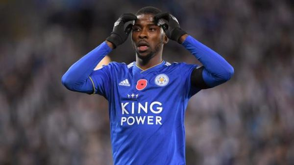 Kelechi Iheanacho, Leicester, Rodgers