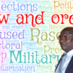 Constitutional role of the military includes helping to keep law and order – Prof Kyari Mohammed