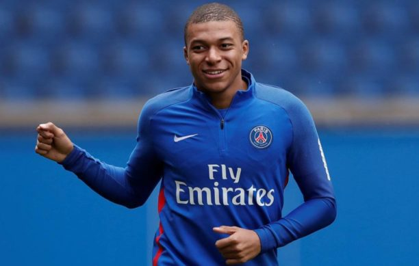 Mbappé  Football-mad French parents barred from naming baby 'Griezmann Mbappe' #Nigeria Mbapp   e1552601258430