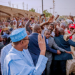 Election: President Buhari delivers unit to APC Candidates