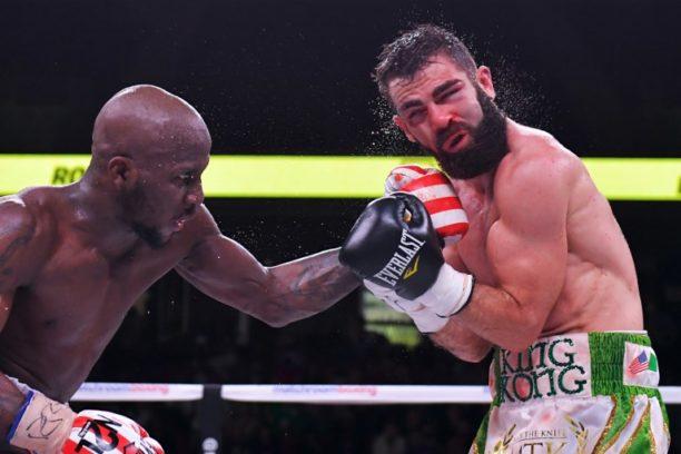 Farmer defends IBF title with victory over Carroll #Nigeria Tevin Farmer e1552728710237