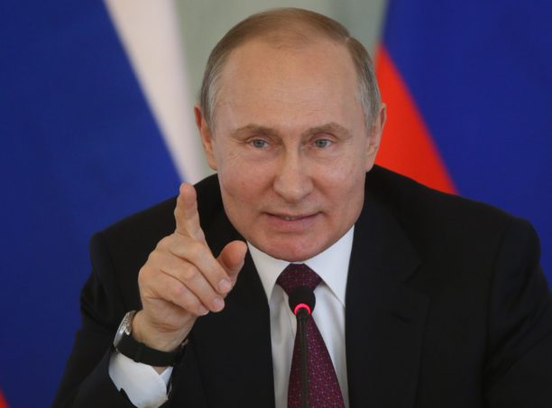 Vladimir Putin, Russia