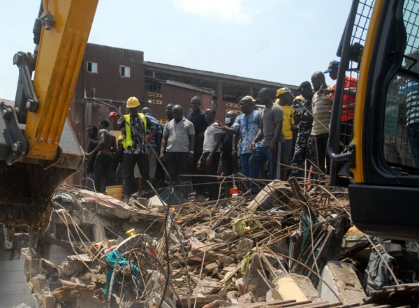 What is your take on frequent cases of building collapse (1)