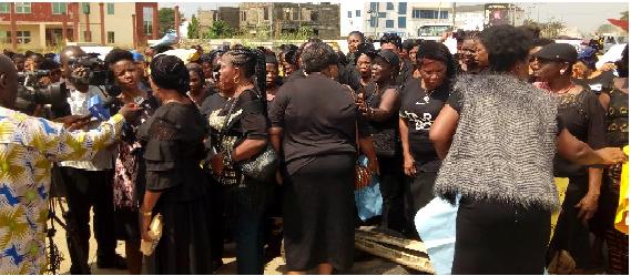 Rivers Elections: Ogu/Bolo women revolt against Army pits Ann Kio against Semenitari