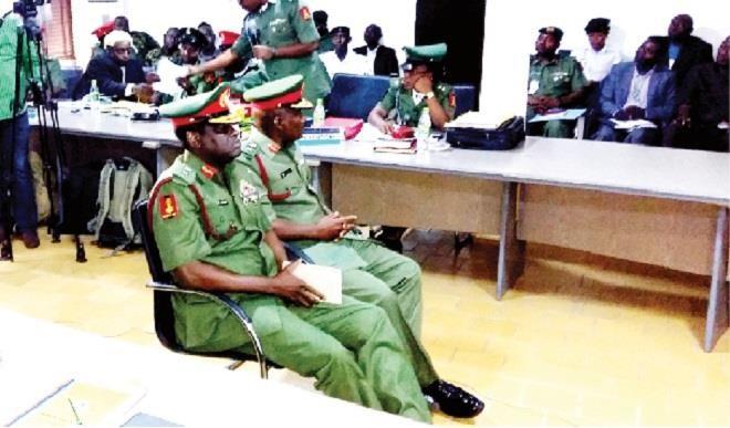 General Ibrahim Sani