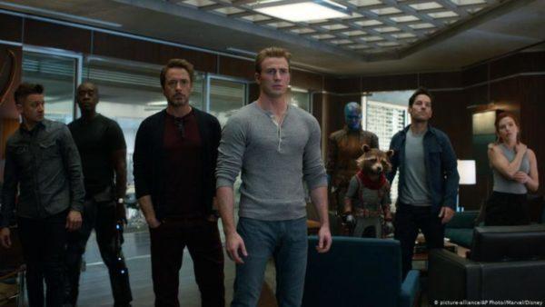 Avengers,Endgame