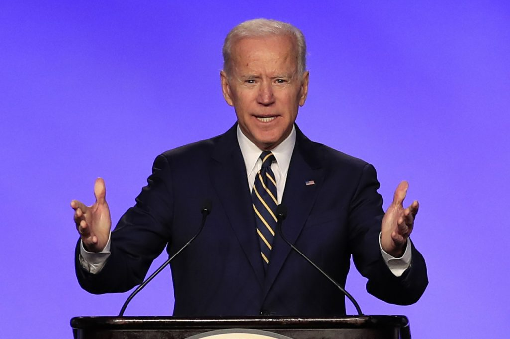 US president-elect Joe Biden presents his national security team