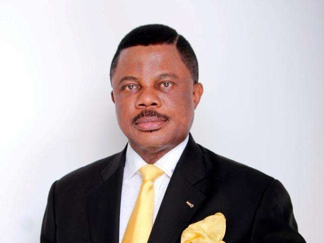 Obiano/Arthur Eze saga: Youths protest against Aguleri monarchs