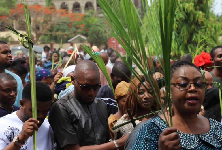 Palm Sunday: Cleric urges Christians to emulate Christ' humility
