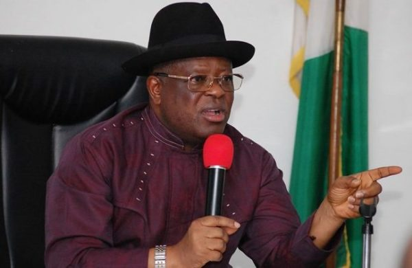 EBSU: Umahi proscribes ASUU, NASU, others, releases N500m for payment of Staff salaries