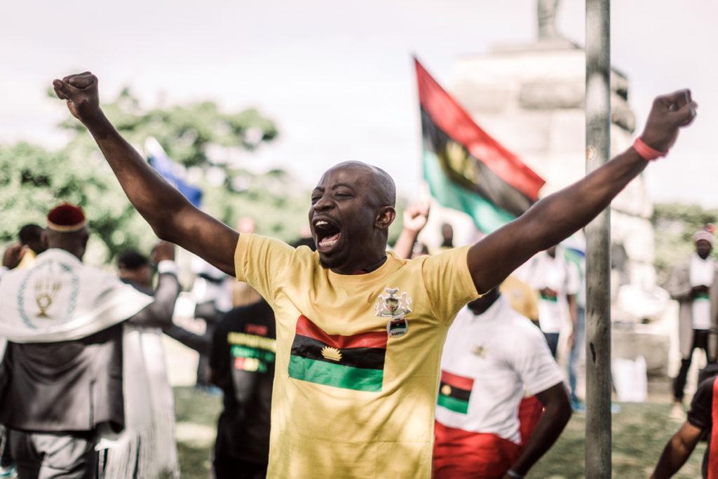 Biafra, IPOB, Igbo, Kanu, BIAFRA