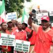 Labour Protest: I can't withdraw minimum wage bill again-Datti, Sponsor