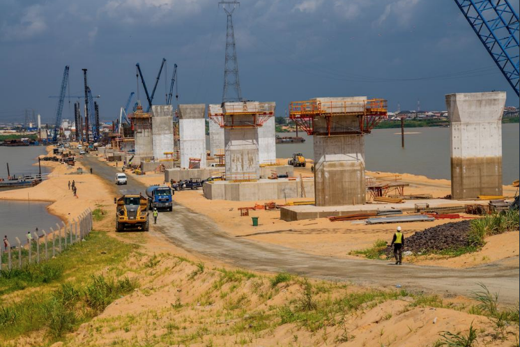 2nd Niger Bridge opens for traffic February 2022