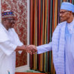 #EndSARS: Lawan commends Buhari for acceding to demand of Nigerians