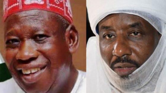 EMIR OF KANO VS GANDUJE: 'Disrespectful' Sanusi men make truce difficult  —Sanka, governor's adviser