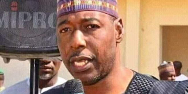 Gov Zulum distributes N80m, foodstuff to 16,000 female returnees in Gwoza