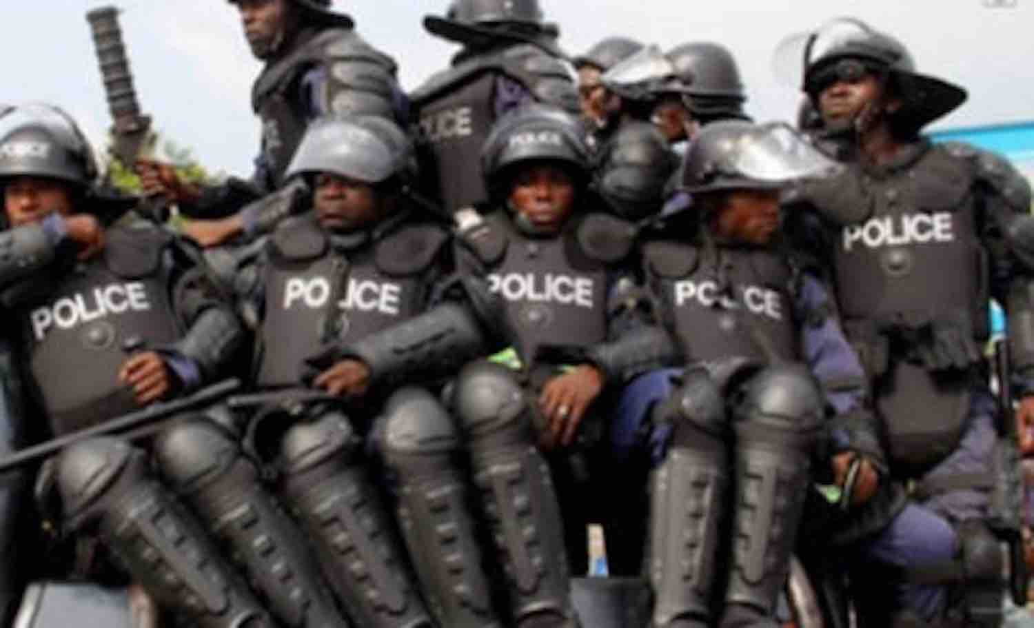 The Nigerian Police Force