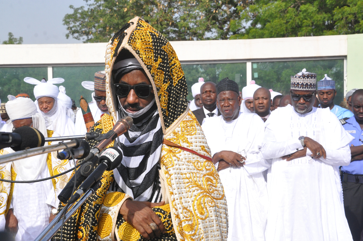 BREAKING: Kano Assembly in rowdy session over dethronement of Emir Sanusi